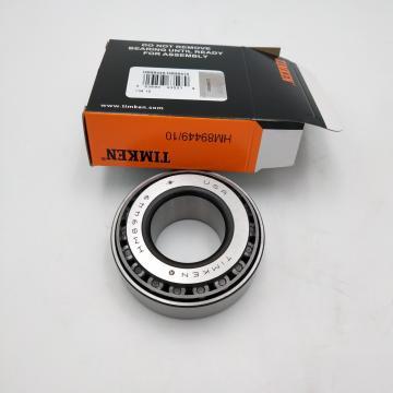 65 mm x 140 mm x 33 mm  SKF 30313 RJ2 tapered roller bearings